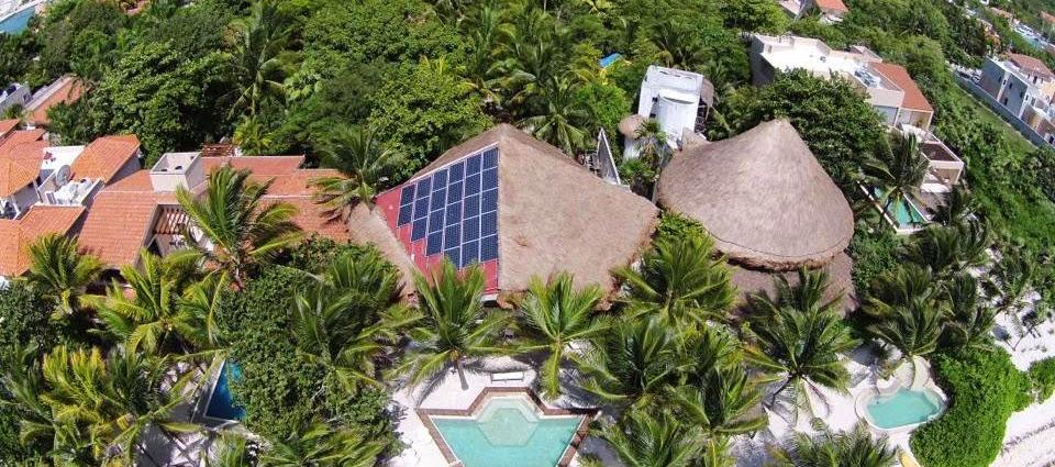 Casa del Agua – Hotel en Puerto Aventuras